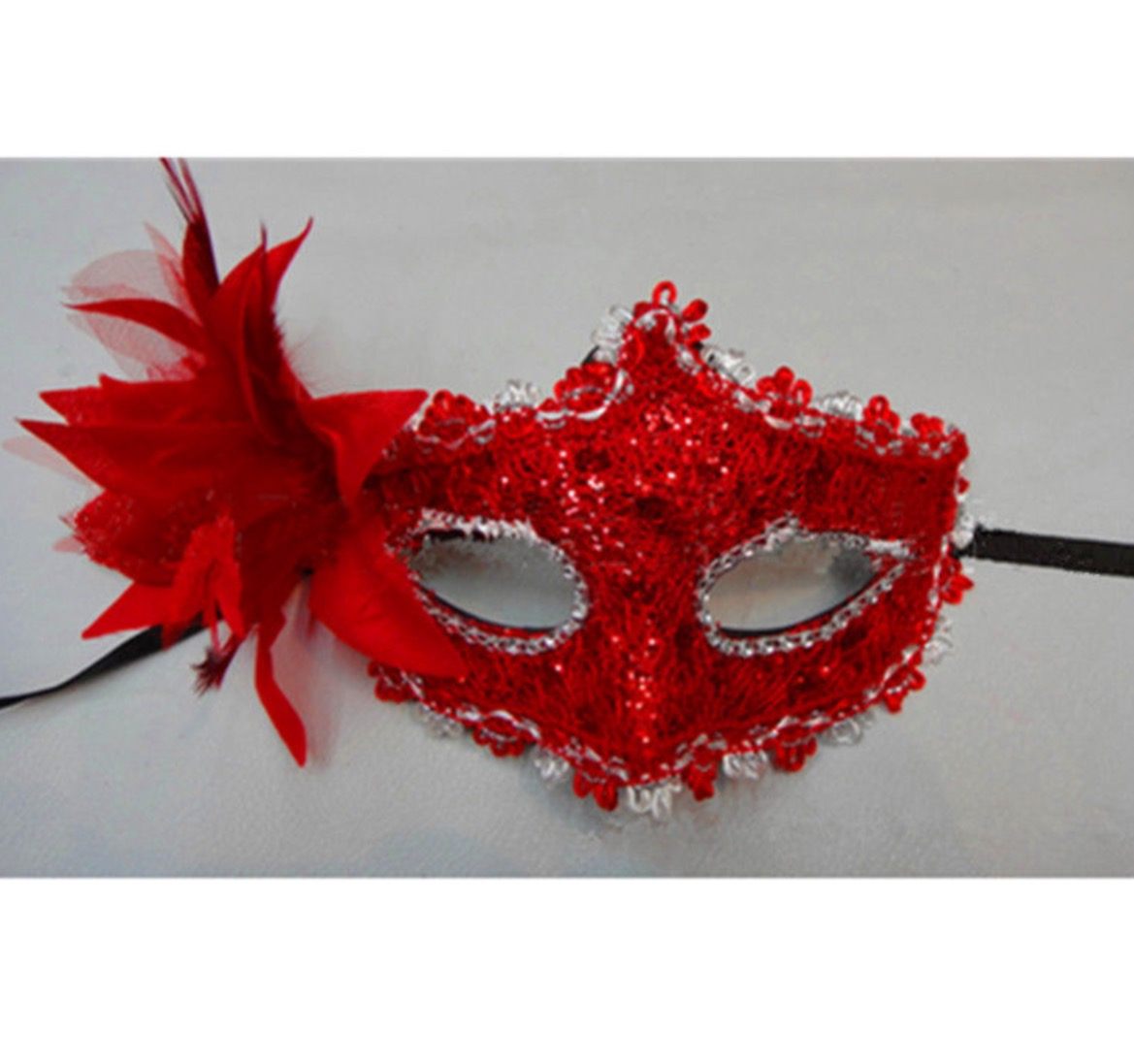 how to make a lace masquerade mask