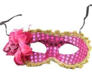 Masquerade Mask - Sequin
