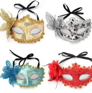 Masquerade Mask - Butterfly