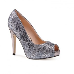 Yummy Pewter Sequin