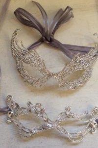 Diamanté Masks