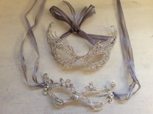 Diamanté Masks
